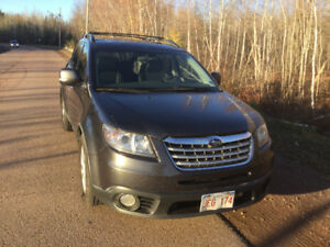 2009 Subaru Tribeca Premier 7-seat (larger than Outback)