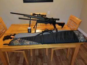 Airsoft Rifles with Accessories