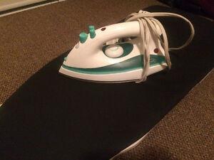 Iron & Mini Ironing Board!