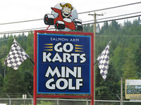 Salmon Arm Go Kart & Mini Golf