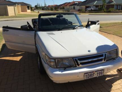 Saab Classic 900 Convertible Auto West Perth Perth City Preview