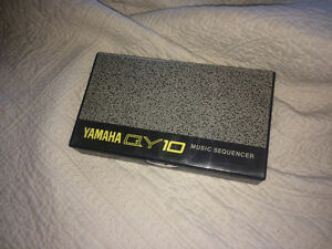 yamaha qy10 sequencer