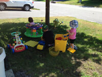 Private Home daycare in Aylmer