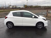 "TOYOTA YARIS 1.33 ICON VVT-I 2015[MAY] ""15"" REG 5 DOOR HATCHBACK PETROL"