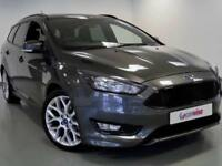 2017 Ford Focus 1.0 EcoBoost 125 ST-Line 5dr Petrol grey Manual
