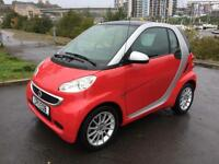 2011 SMART FORTWO COUPE PASSION CDI COUPE DIESEL