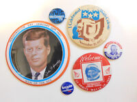 U.S.Presidential buttons  671