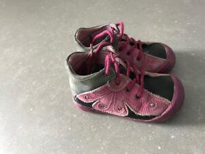 Bottines/souliers pour bébé fille