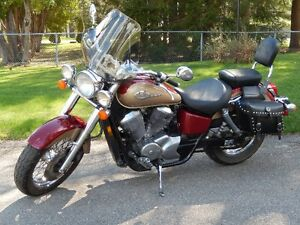 Honda Shadow ACE 750 Touring