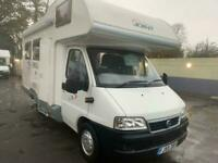Joint E47 5 berth double dinette DIESEL MANUAL 2005/55