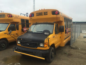 2003 Ford Short Bus