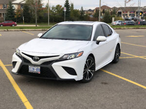 2018 Toyota Camry SEw/EXCESS WEAR PROTECTION for Lease take over