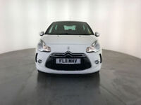 2011 CITROEN DS3 BLACK & WHITE HDI DIESEL SERVICE HISTORY FINANCE PX WELCOME