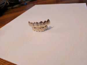 Grillz Grill Iced Out Teeth