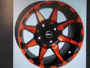 KNAPPS in PRESCOTT has Lowest price on 14 INCH  STI HD6 RIMS Kingston Kingston Area image 1