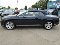 Bentley Continental GTC (saphire blue / beige leather/ blue hood) 2007