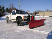 Snow Plowing Residential And Commercial