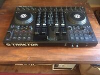 Traktor Kontrol S4 native instruments