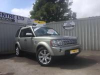 Land Rover Discovery 4 3.0TDV6 ( 242bhp ) 4X4 Auto 2010MY XS 4X4