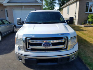 2013 Ford F-150 XLT Towing Pkg Ecoboost / 8'' bed Supercab