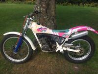 Yamaha TY250 Mono- Road Registered