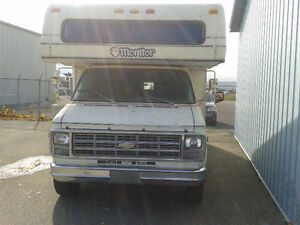 1978 GMC Chevrolet Citation Motor home