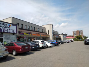 Great Office Space For Lease At Dundas St Near Dixie Rd!