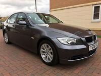 BMW 3 SERIES 320d SE (grey) 2006