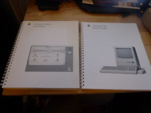 1988 Apple Macintosh Utilities User Guide & Owner Guide