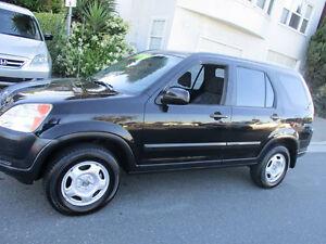 2003 Honda CR-V 4 cy SUV, Crossover