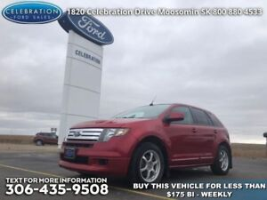 2010 Ford Edge Sport  LOW MILEAGE ACCIDENT FREE!