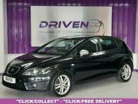 2012 SEAT Leon 2.0 CR TDI FR 5d 140 BHP Hatchback Diesel Manual
