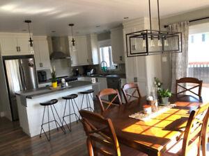 Jolie maison à louer 1200$ / mois Wow!!!!