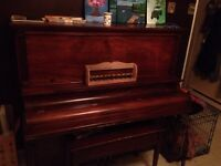 Piano free - pick up required