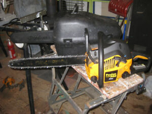 For sale Poulan gas power saw