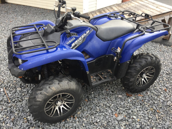 Used 2014 Yamaha GRIZZLY SE
