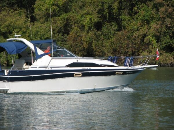 Used 1987 Bayliner 2855 Cierra Sunbridge