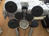 Roland hd1 electronic vdrums lite