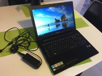 "laptop lenovo g505s 20255 15.6"" hmdi 1T hdd 4gb ram A8 radeon HD"