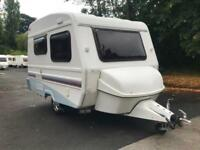 Freedom Sunseeker 3 Berth Lightweight Caravan with Motor Mover - Stunning