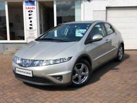 2006 06 Honda Civic 2.2i-CTDi SE~1 OWNER FROM NEW~FULL SERVICE HISTORY~LOW MILES