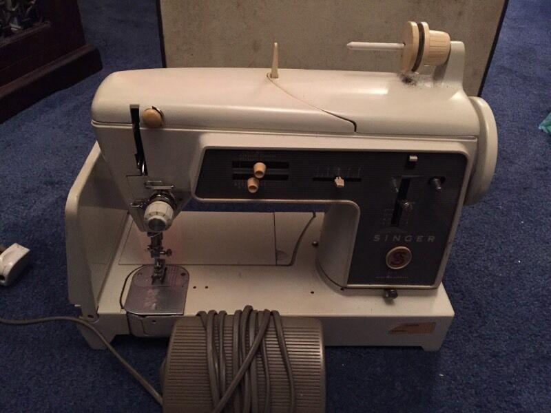 singer 631g sewing machine
