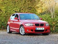 BMW 118 2.0TD 2008MY d M Sport
