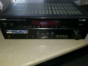 YAMAHA HDMI HOME THEATRE RECEIVER