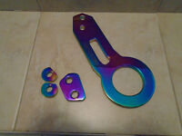 JDM tow Hook Multi coloured for honda civic and more