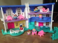 Maison Fisher Price Little People