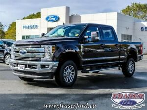 2019 Ford Super Duty F-250 SRW Lariat 4WD CREW CAB 6.75' BOX