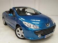 2006 06 PEUGEOT 307 2.0 SE COUPE CABRIOLET HDI 2D 136 BHP DIESEL