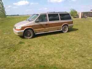 92 Dodge Caravan
