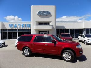 2015 Ford Expedition Max Max Limited EcoBoost AWD